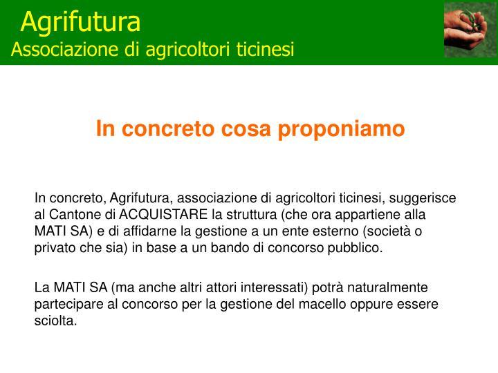 Agrifutura