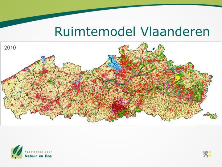 Ruimtemodel Vlaanderen