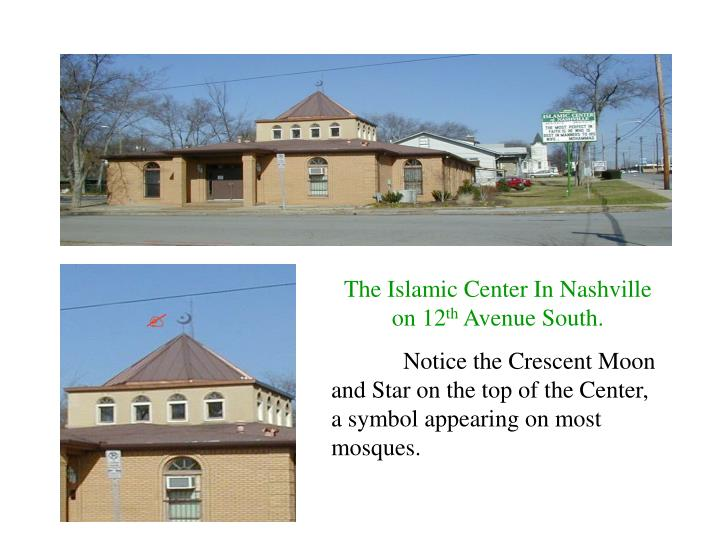 The Islamic Center In Nashville on 12