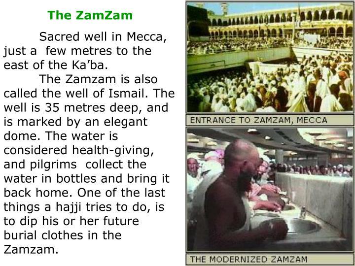 The ZamZam