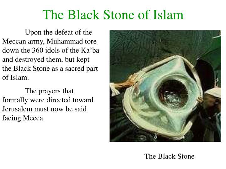 The Black Stone of Islam