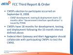 fcc third report order