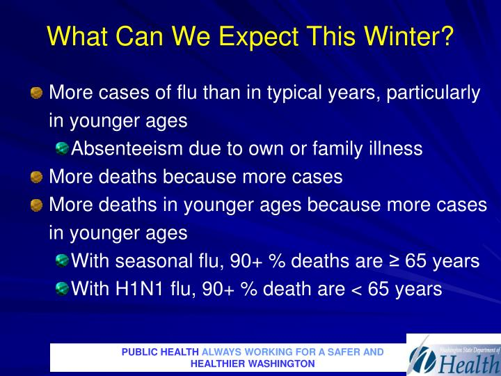 What Can We Expect This Winter?