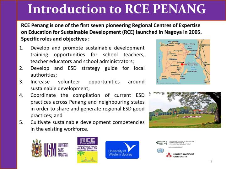 Introduction to rce penang