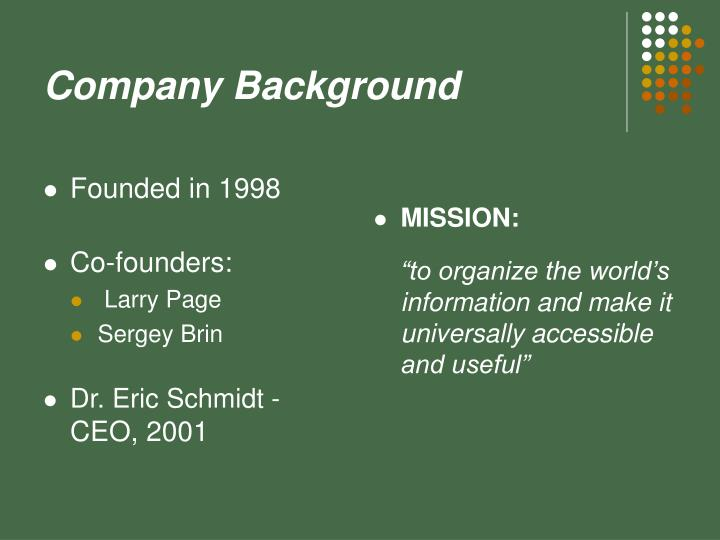 Founded in 1998