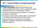 8 1 transmitter fundamentals