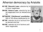 athenian democracy by aristotle