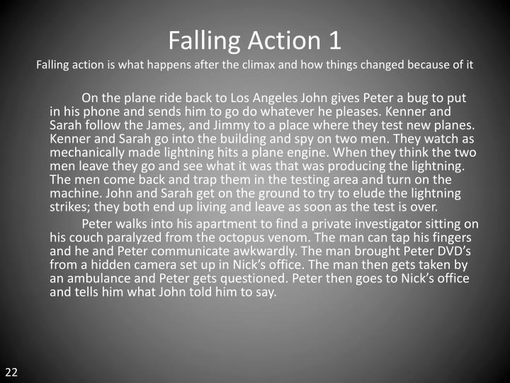 Falling Action 1