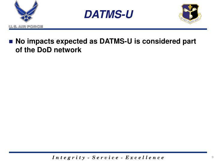 DATMS-U