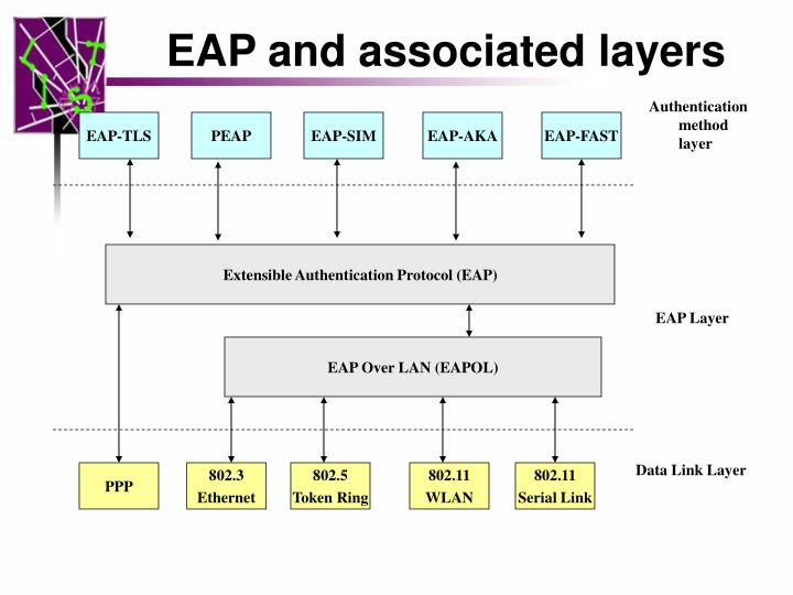 EAP and associated layers