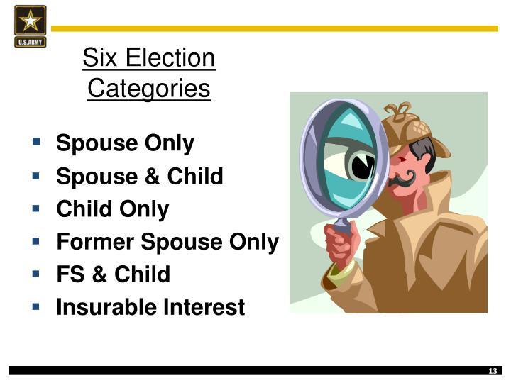 Six Election