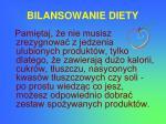 bilansowanie diety2