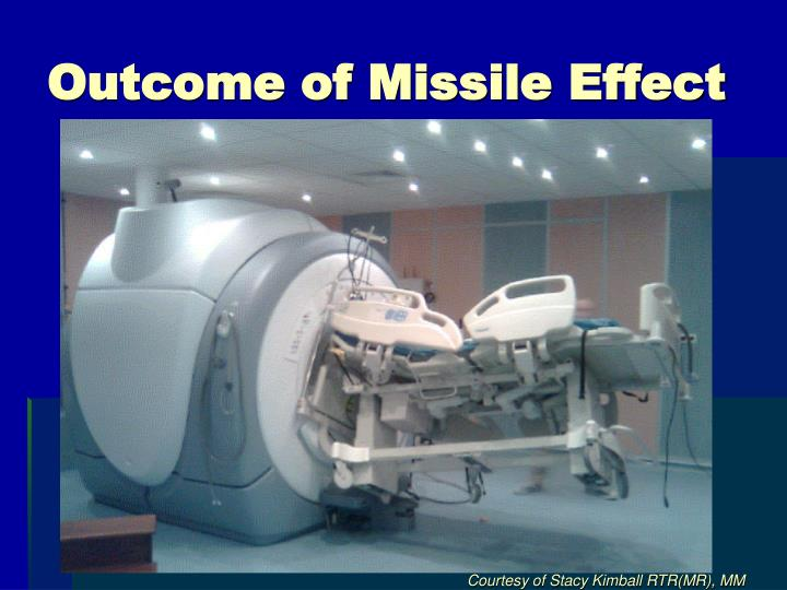 Outcome of Missile Effect