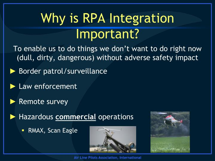 Why is RPA Integration Important?