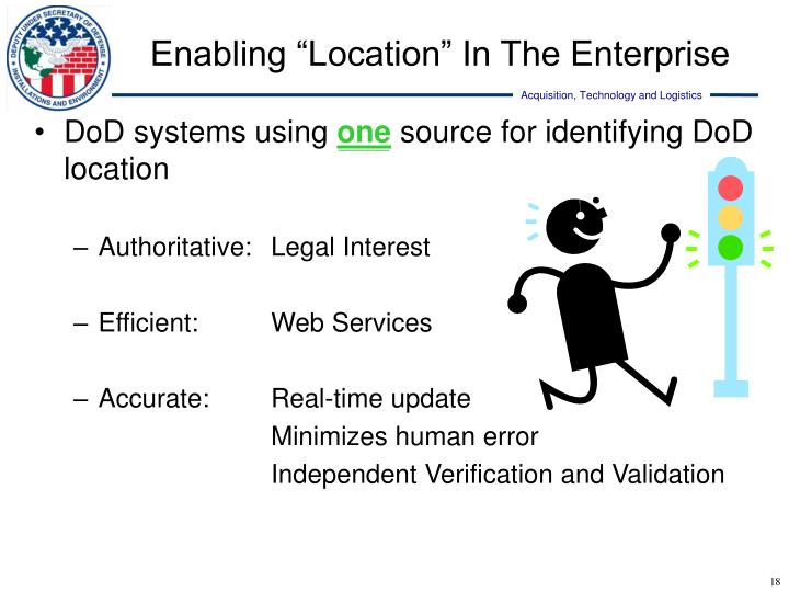"Enabling ""Location"" In The Enterprise"