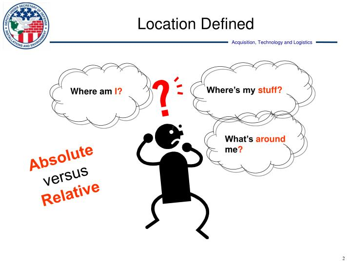 Location defined