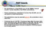 fast awards
