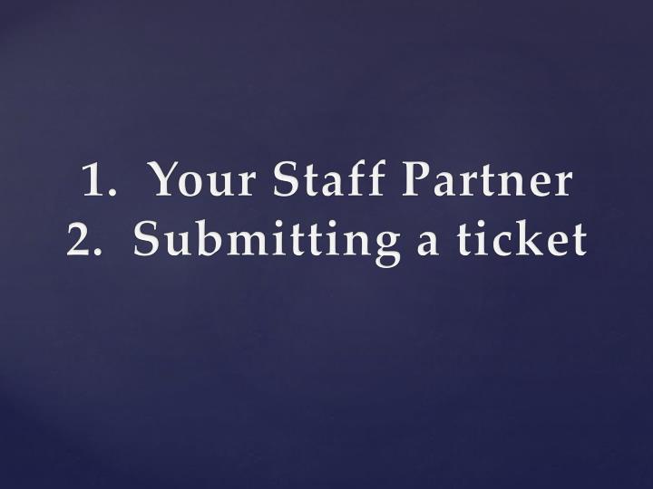 Your Staff Partner