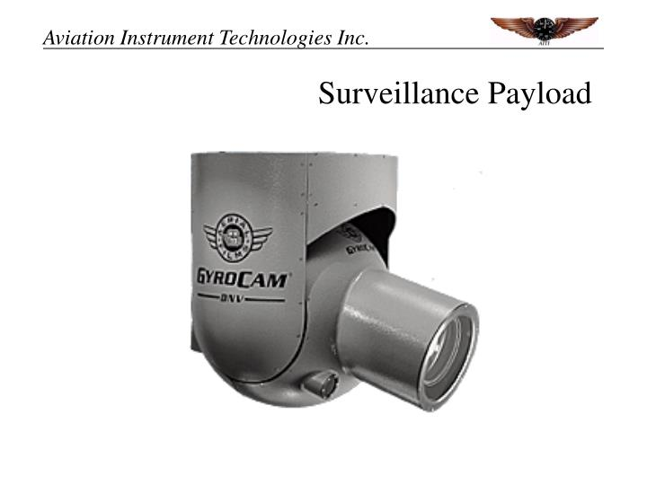 Surveillance Payload