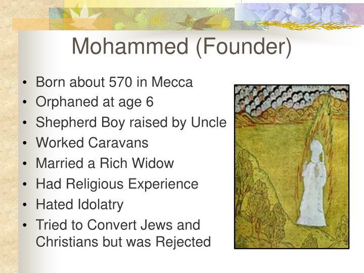 Mohammed (Founder)