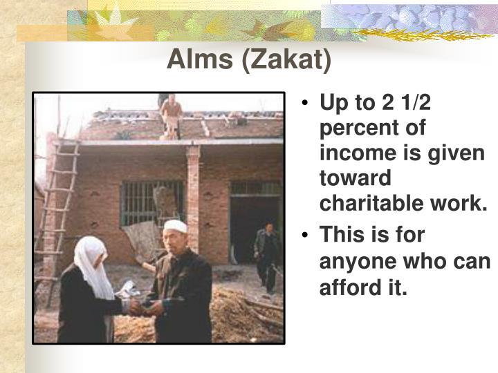 Alms (Zakat)