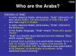 who are the arabs3