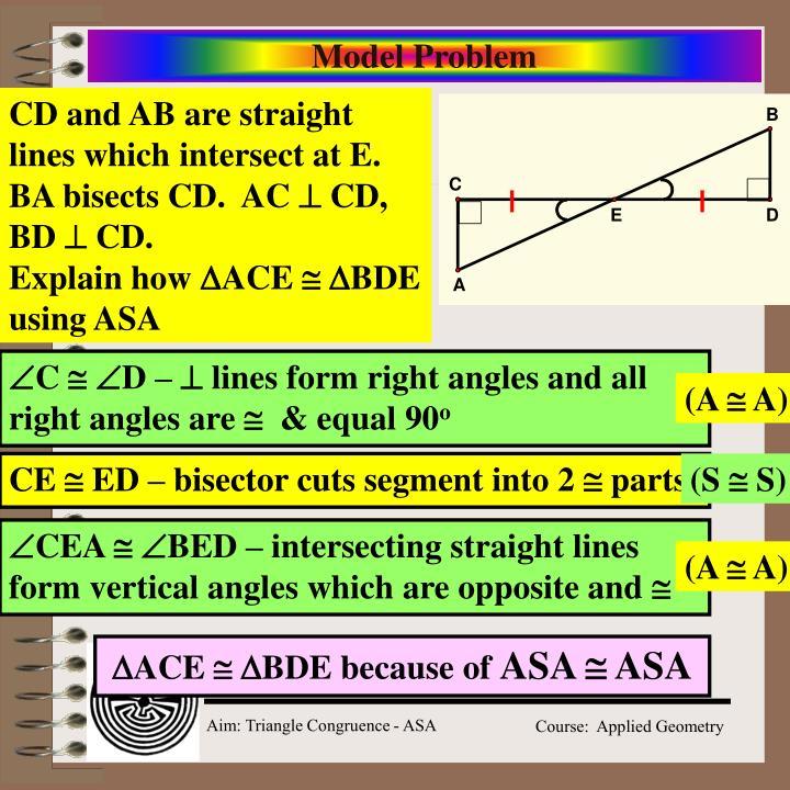Model Problem