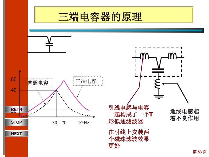 三端电容器的原理