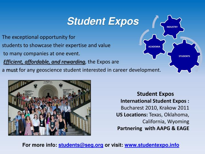 Student Expos