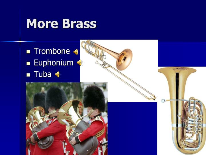 More Brass