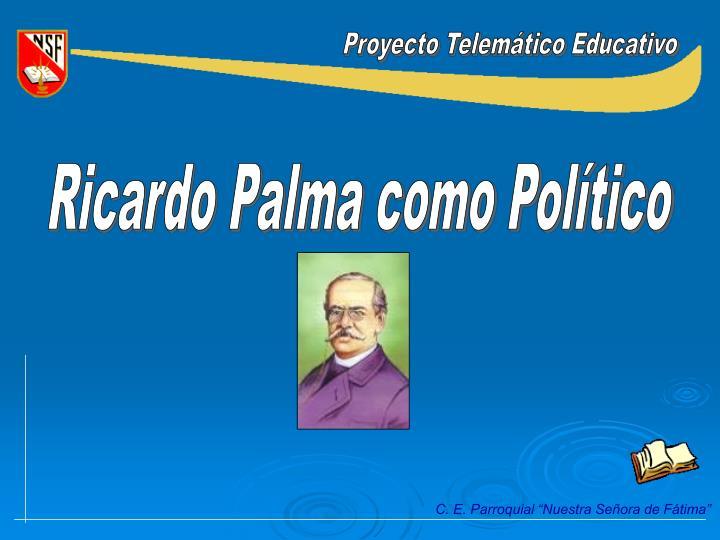 Proyecto Telemático Educativo