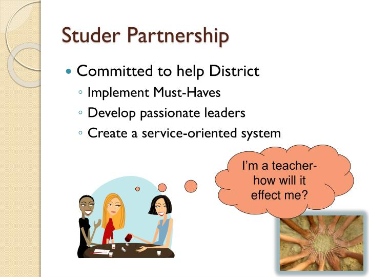 Studer Partnership