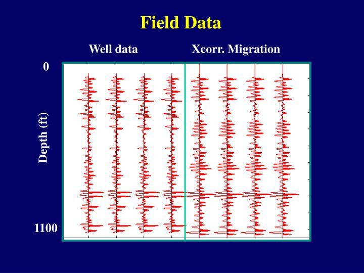Field Data