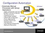 configuration automation