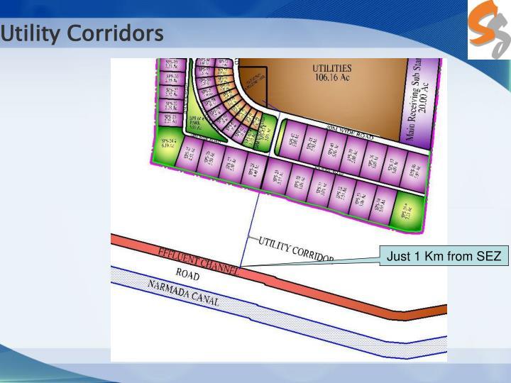 Utility Corridors