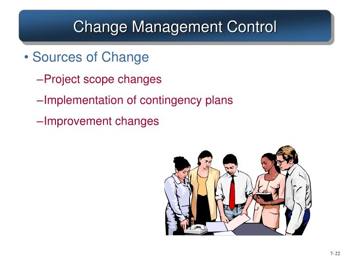 Change Management Control
