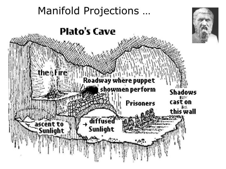 Manifold Projections …