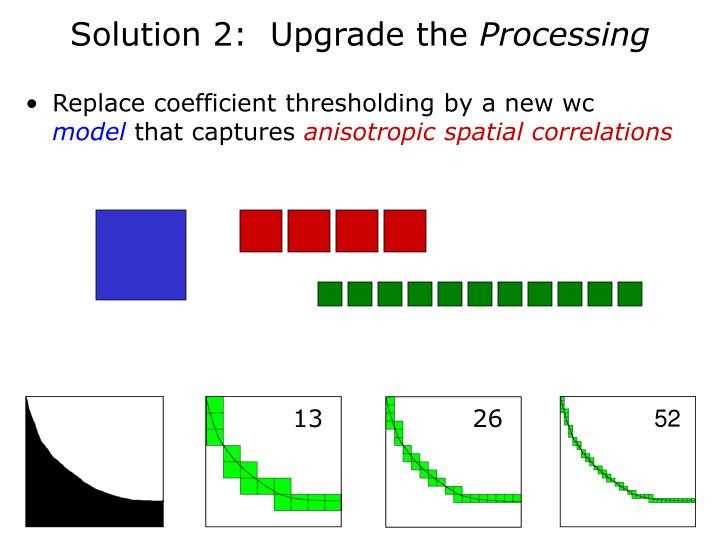 Solution 2:  Upgrade the