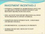 investment incentives 2