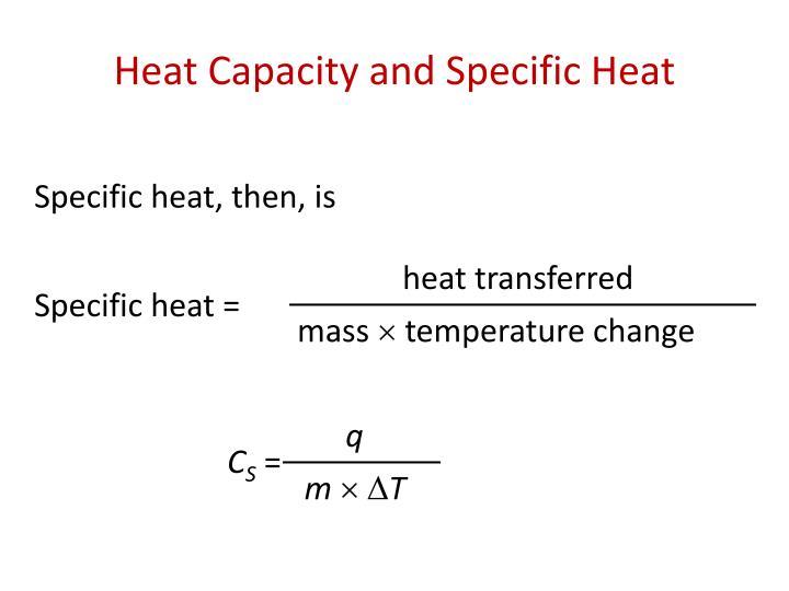 heat transferred