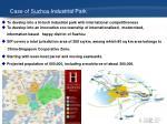 case of suzhou industrial park