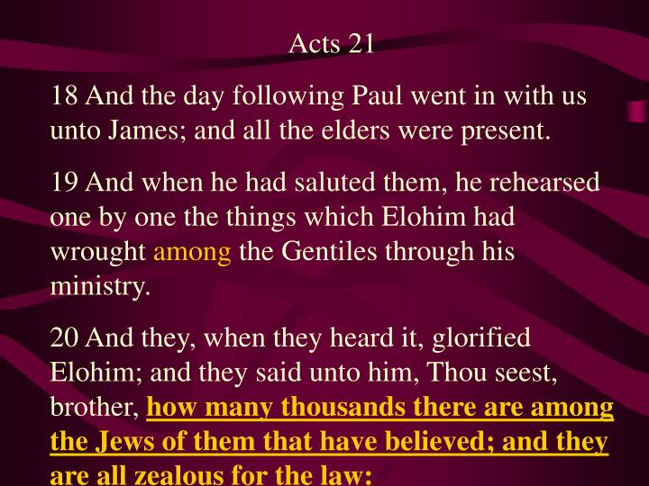 Acts 21