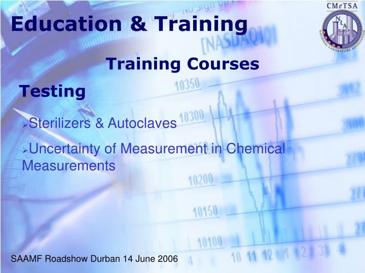Training Courses