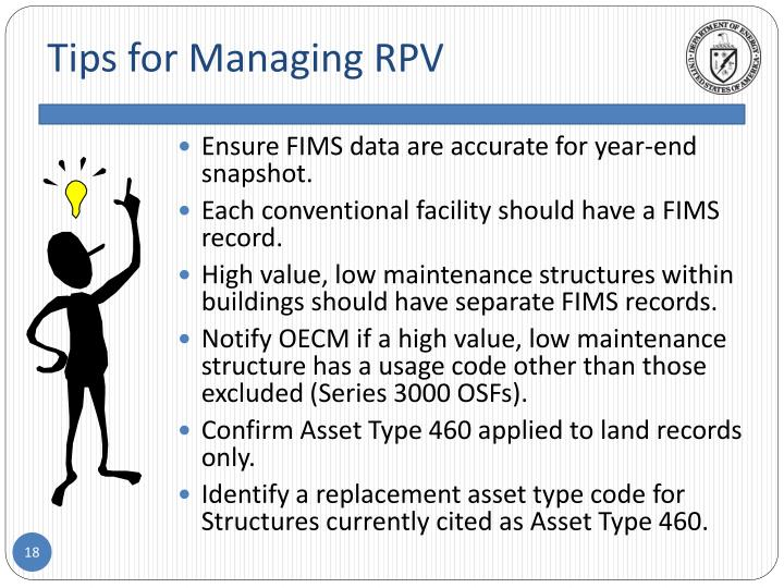Tips for Managing RPV