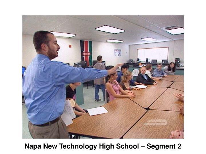 Napa New Technology High School – Segment 2