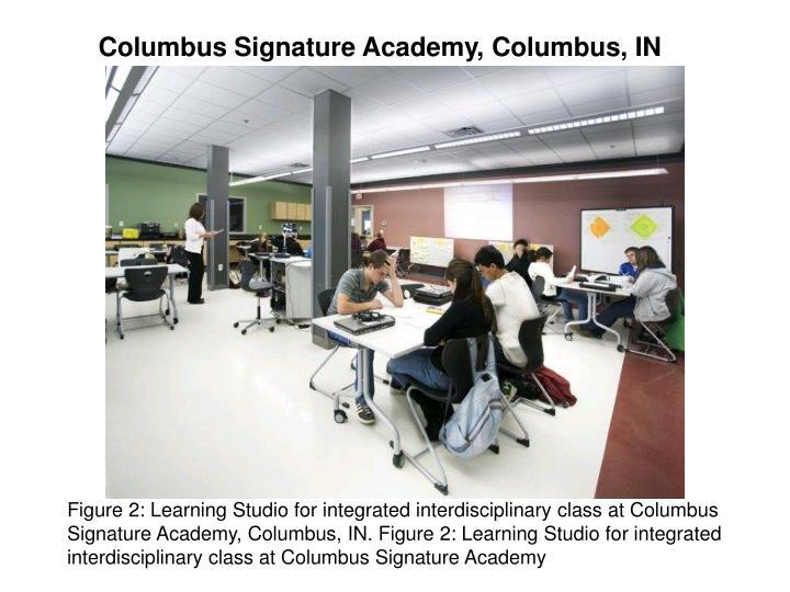 Columbus Signature Academy, Columbus, IN