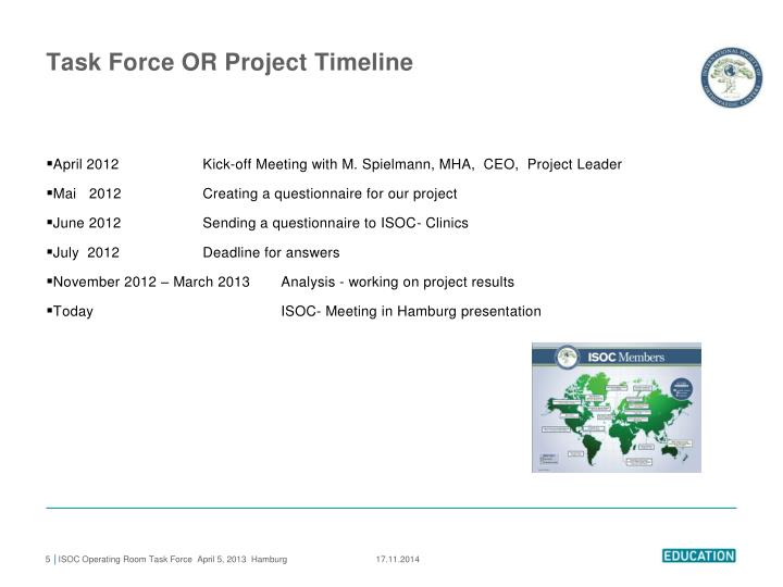 Task Force OR Project