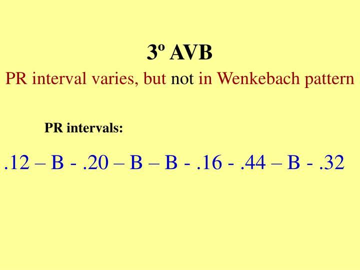 3º AVB
