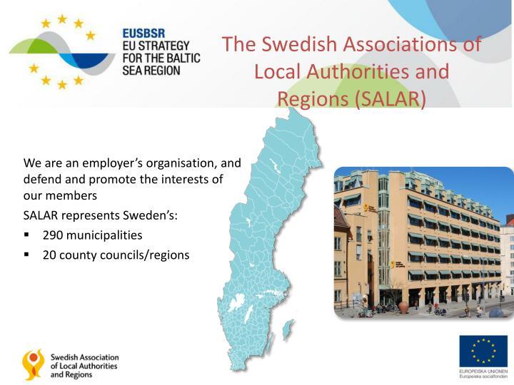 The Swedish Associations of
