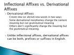 inflectional affixes vs derivational affixes2